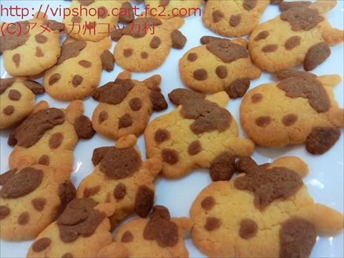 干支クッキー